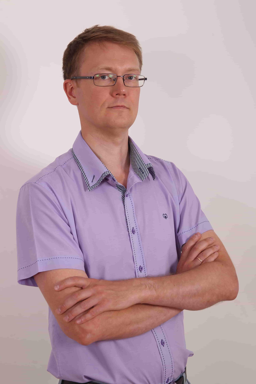 Николай Рябков, специалист по развитию, эксперт