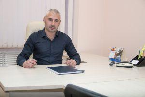 Андрей Огаджанов, руководитель программы реабилитации