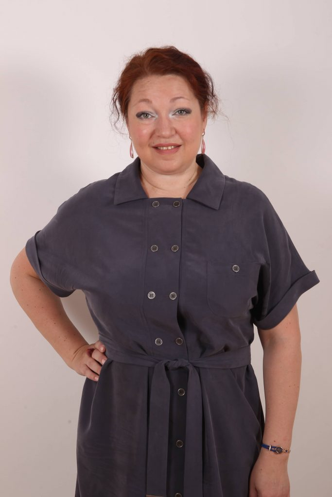 Марина Локоткова. Психолог